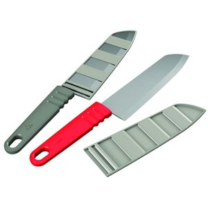 Nôž MSR Alpine Chef's Knife Šedý 06923