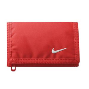 Peňaženka Nike Basic Wallet bright crimson