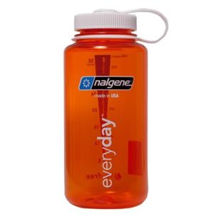 Fľaša Nalgene Wide Mouth 1l 2178-2029 orange