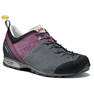 Topánky ASOLO Track Grey / Grapeade A643 7,5 UK