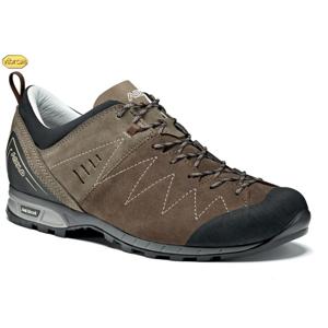 Topánky ASOLO Track Dark Brown / Cortex A632 8 UK