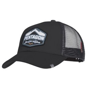 Šiltovka Era Trucker Born for action PENTAGON® čierna