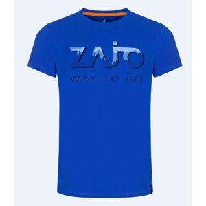 Tričko Zajo Bormio T-shirt SS Nautical Blue Zajo XXXL