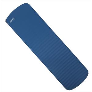 Samonafukovací karimatka YATE Trekker Stretch 3,8 modrá / sivá