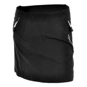 Dámska cyklistická sukňa Silvini INVIO WS859 black-white M