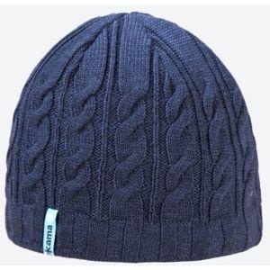 Pletená Merino čiapka Kama A110 108