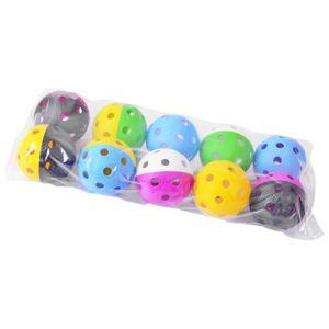 Sada florbalových loptičiek Tempish Bullet 10 1/2 colour