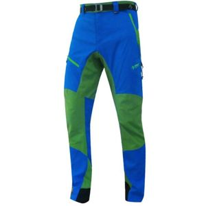 Nohavice Direct Alpine Patrol Tech blue / green L