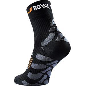 Ponožky ROYAL BAY® Classic High-Cut Black 9999 36-38