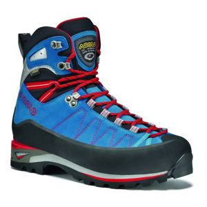 Topánky Asolo Elbrus GV MM blue aster / silver 11,5 UK