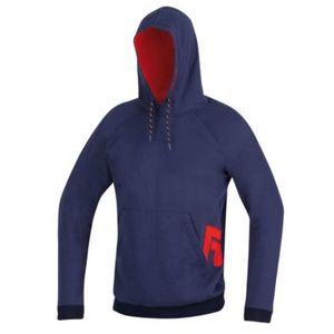 Mikina Direct Alpine HOMBRE indigo / brick XL