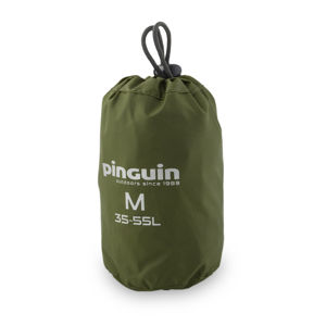 Pláštenka na batoh Pinguin Raincover M 35-55l khaki