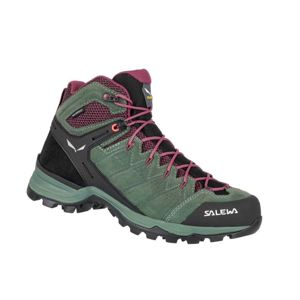 Dámske topánky Salewa WS ALP MATE MID WP duck green / ghododendon 5,5 UK