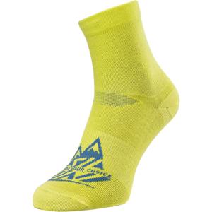Cyklistické Enduro ponožky Silvini Orino UA1809 neon 39-41