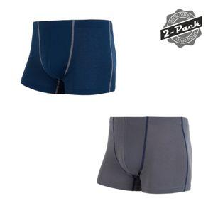 Set boxeriek Sensor ORIGINAL ACTIVE 2-PACK šedá / modrá 17200052 S
