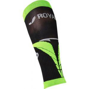 Kompresný lýtkové návleky ROYAL BAY® Air Black / Green 9688 S