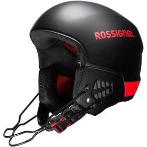 Lyžiarska helma Rossignol Hero 7 Fis Impacts black RKHH103