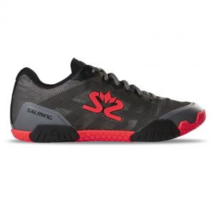 Topánky Salming Hawk Shoe Men Gunmetal / Red 11,5 UK