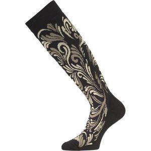 Lyžiarske ponožky Lasting SWD 907 L (42-45)