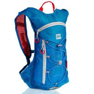 Cyklistický a bežecký batoh Spokey FUJI 5l modrý